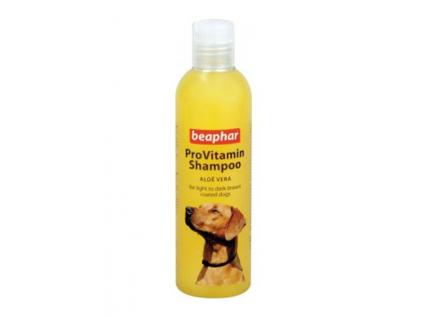 Beaphar šampon se zlatou a hnědou srstí 250 ml - vsepropejska.cz
