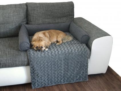 sofa sedy pelech pro psa na sedacku 4