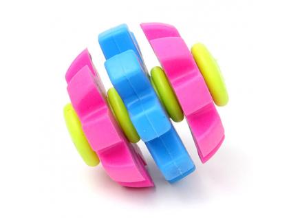 barevny gumovy micek pro psa