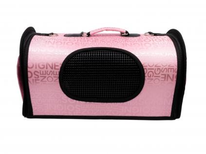 Bag růžová taška pro psa