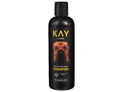 KAY šampon s aloe vera 250 ml - vsepropejska.cz