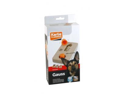 Gaus interaktivní dřevěná hračka pro psa - vsepropejska.cz