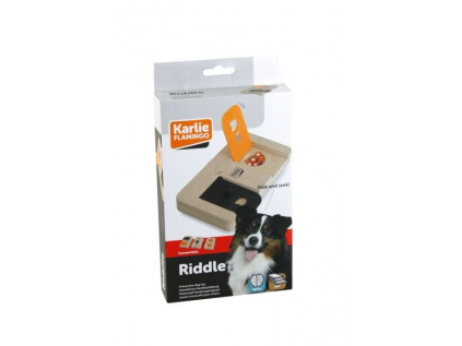 Interaktivni drevena hracka RIDDLE 22x12cm 1005201714033830157