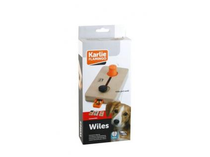 Wiles interaktivní dřevěná hračka pro psa - vsepropejska.cz