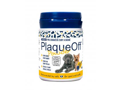 PlaqueOff™ prášek pro zdravé zuby a dásně | 60g - vsepropejska.cz