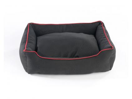 Comfort černý pelech pro psa - vsepropejska.cz