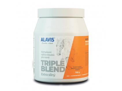 Alavis Triple Blend Extra silný 700g - vsepropejska.cz