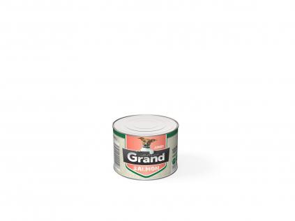 Grand deluxe 100% losos konzerva pro psa junior | 180g - vsepropejska.cz