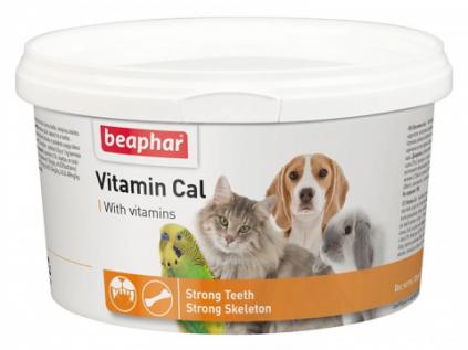 Beaphar doplněk stravy Beaphar Vitamin Cal