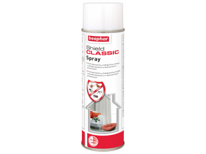Beaphar Shield Classic sprej na všechny druhy hmyzu - vsepropejska.cz