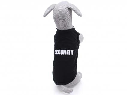 Lolita tričko s nápisem security pro psa - vsepropejska.cz