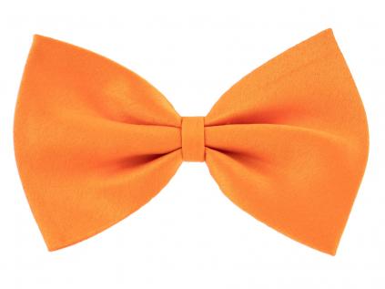 Gentle oranžový motýlek pro psa - motýlky pro psy - vsepropejska.cz