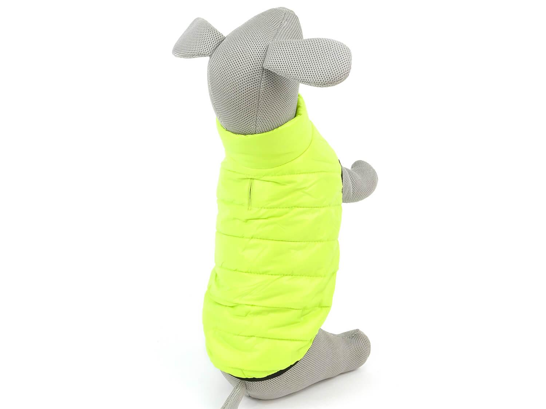 Levně Vsepropejska Elba zimní bunda pro psa na ZIP Délka zad psa: 39 cm, Obvod hrudníku: 57 – 60 cm