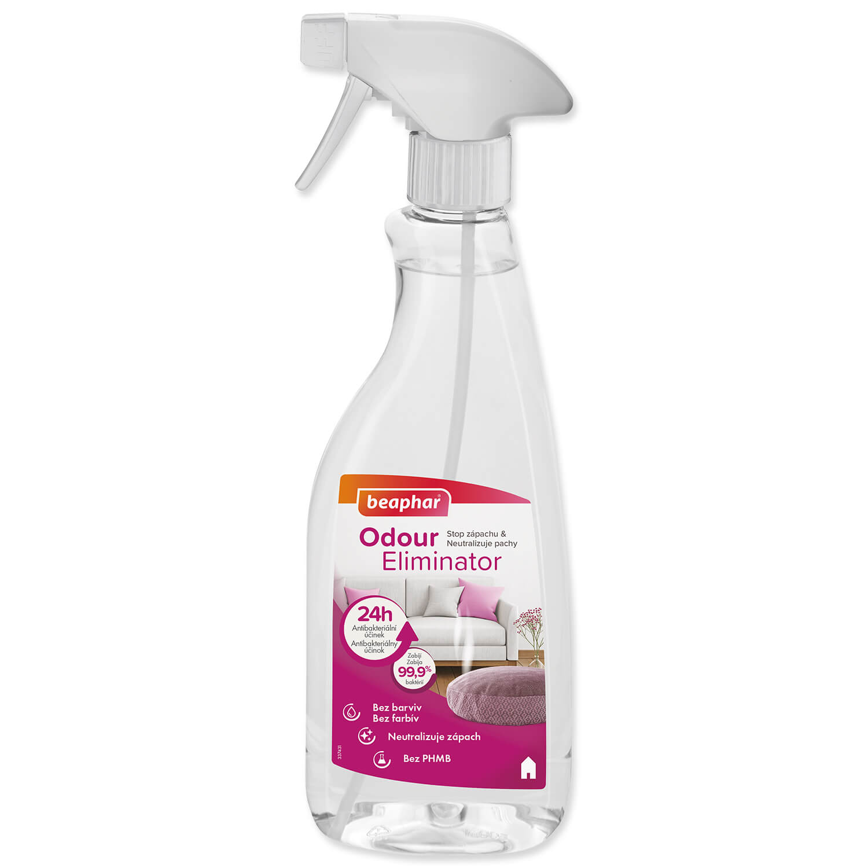 Beaphar dezinfekční odstraňovač zápachu Odour Eliminator 500 ml