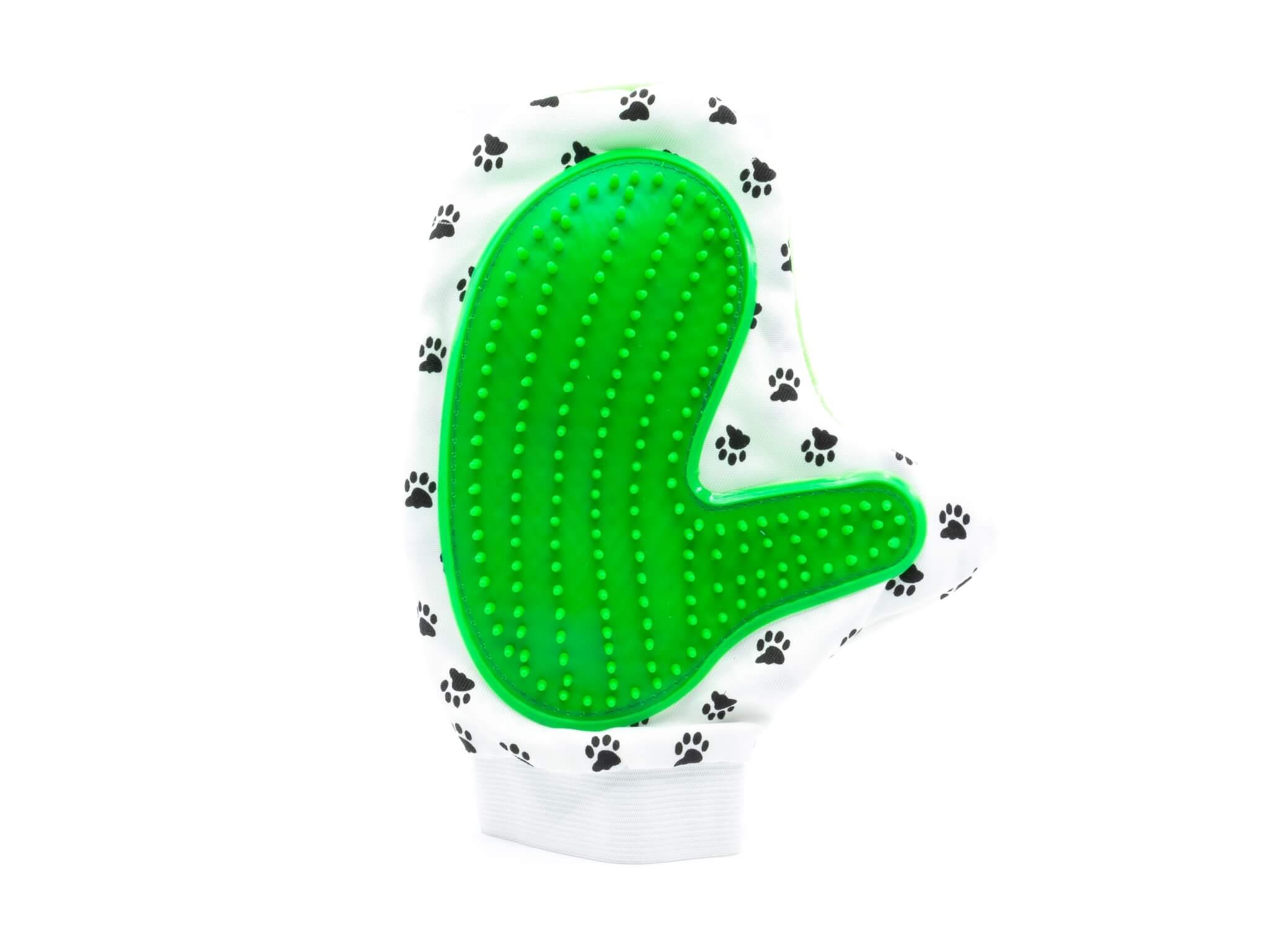 Vsepropejska Glove rukavice vyčesávací Barva: Zelená