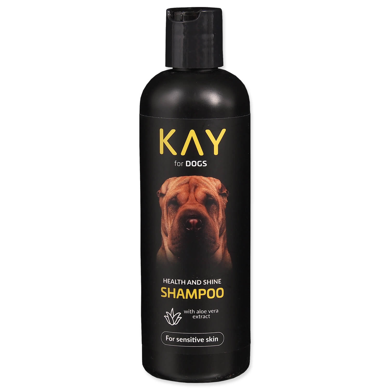 KAY šampon s aloe vera 250 ml