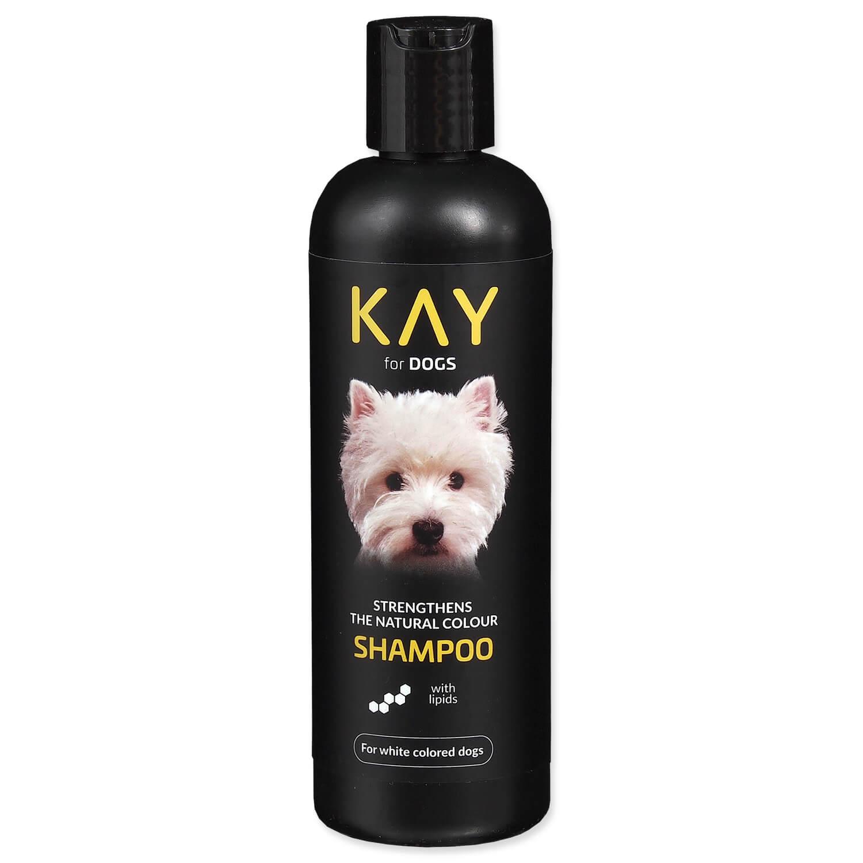 KAY šampon pro bílou srst 250 ml