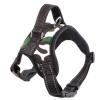 Sporty maskáčový postroj pro psa | 46 – 85 cm