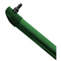 Vzpěry DAMIPLAST® ke sloupkům zelené ZN+PVC
