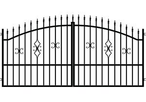 Kovové ploty