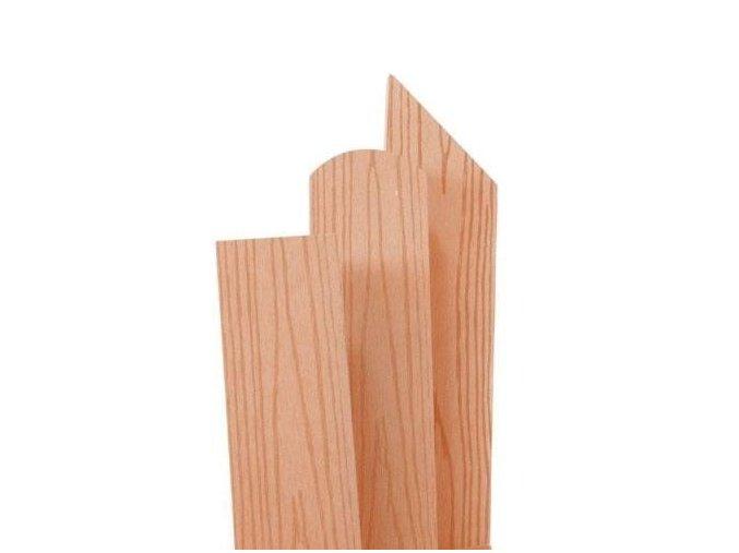 Dřevoplus plotovka 70x15x na míru mm, hladká, světlá