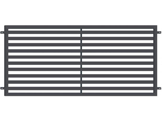 Arizona plotové pole, šířka 2000 x výška 900 mm