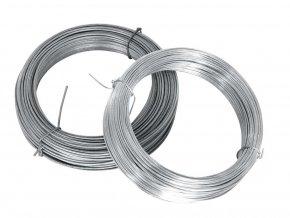 Vázací drát Zn 1,0 mm,24m