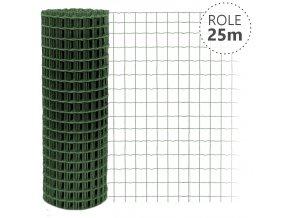 Pilonet Light Plus oko 75x100/2,1mm/25 m zelená, výška dle výběru