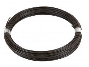 Napínací drát Zn+PVC barevný - bm
