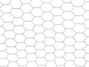 Chovatelské šestihranné pletivo Zn 25/1000 - bm