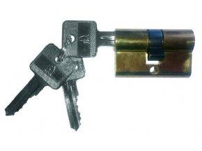 FAB vložka, 3 x klíč
