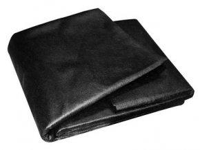 Mulčovací textilie černá 1,6 x 50 m, 50 g/m2, v roli