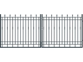Haga 2 brama kridlova