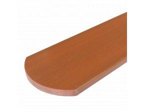 Everwood plotovka 70x15x na míru mm, oblouk