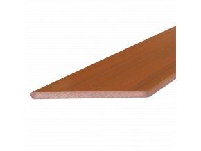 Everwood plotovka 70x20x na míru mm, zkosená