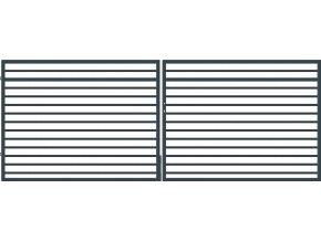 denver dvoukridla brana
