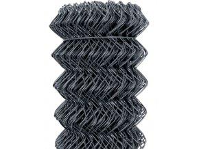 Pletivo Zn+PVC 50, 1,65/2,5 bez zapleteného ND, barva ANTRACIT, 25 m