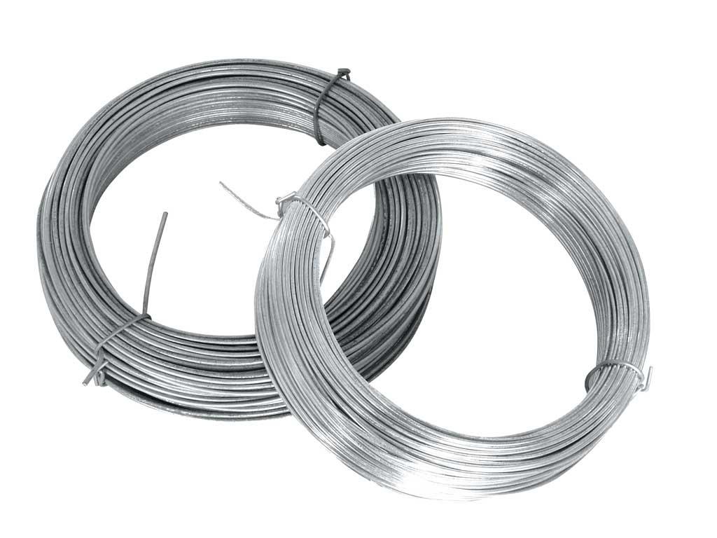 Vázací drát Zn 1,0 mm, 24 m1Kg