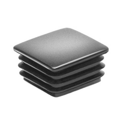 Krytka 50 x 50 mm černá