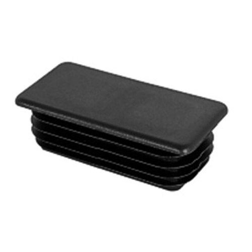 Krytka 50 x 30 mm Černá balení PLOTY | 0,009Kg