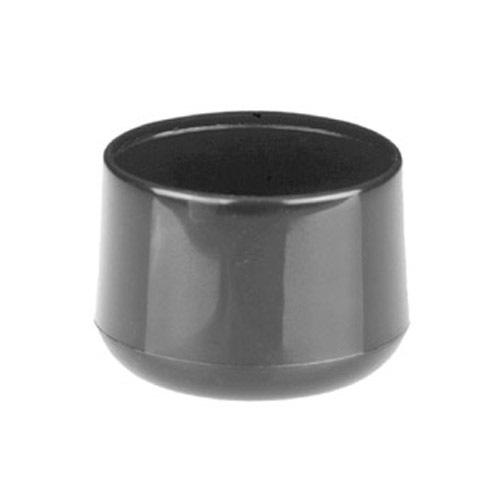 Klobouček sloupkový PVC 48 mm černá0,02Kg