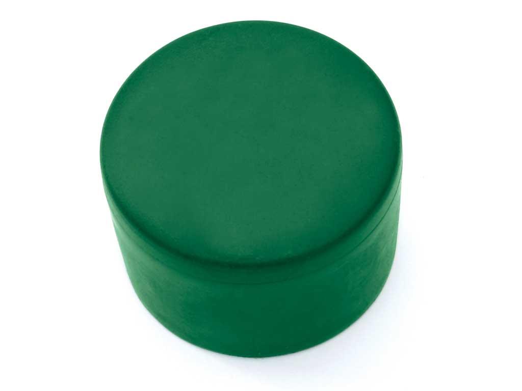 Klobouček sloupkový PVC 43 mm Zelená balení PLOTY | 0,013Kg