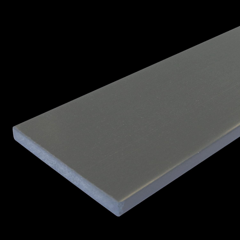 Everwood plotovka 70x10x na míru mm, rovná Barva: šedá tmavá 4Kg