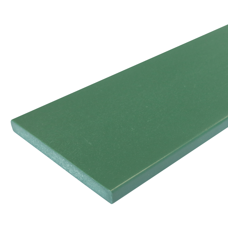 Everwood plotovka 150x15x na míru mm, rovná Barva: Zelená 4Kg