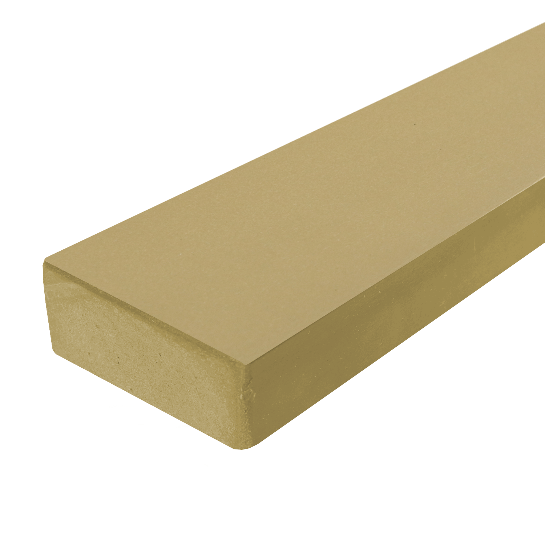 Everwood plotovka 70x30x na míru mm, hranol Barva: světlý dub 4Kg