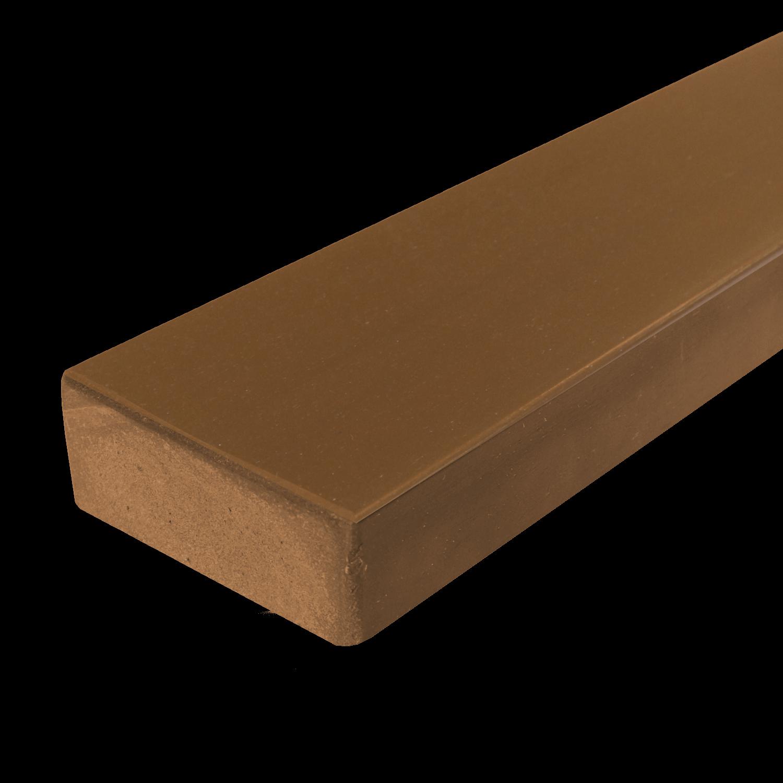 Everwood plotovka 70x30x na míru mm, hranol Barva: teak 4Kg