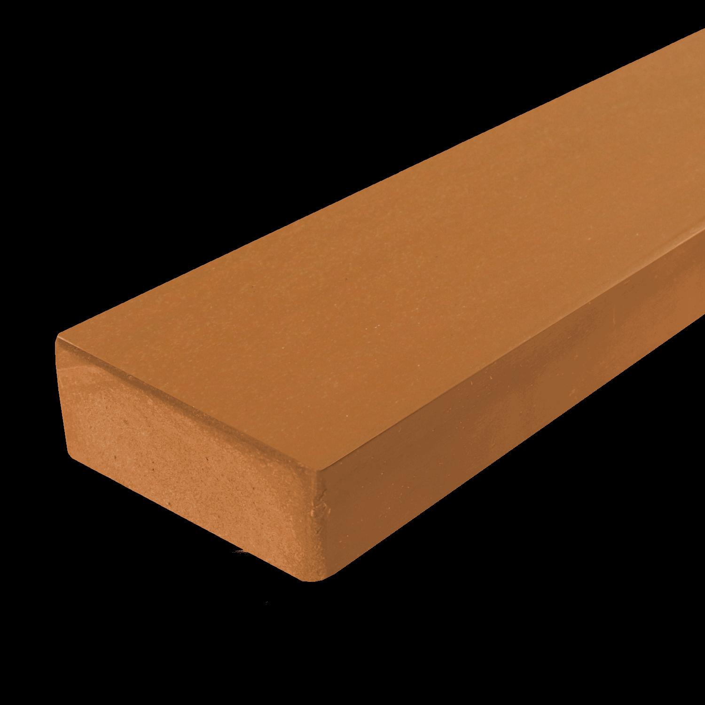 Everwood plotovka 70x30x na míru mm, hranol Barva: tmavá pinie 4Kg