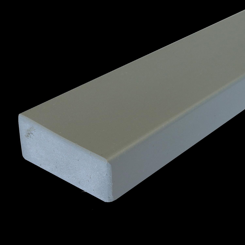 Everwood plotovka 70x30x na míru mm, hranol Barva: šedá tmavá 4Kg