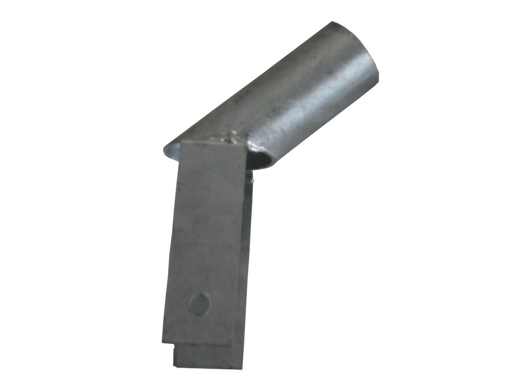 Úchyt vzpěry k podhrabové desce / Zn 4Kg