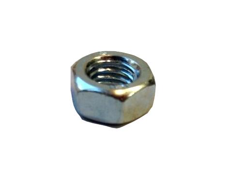 Matice,zinek M6 vč.podložky balení PLOTY | 0,002Kg